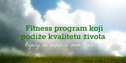 Fitness Bootcamp treninzi u prirodi!
