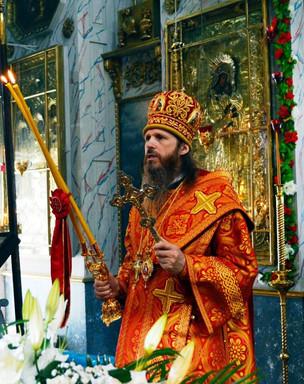 8 февраля 25-и летие со дня открытия монастыря.