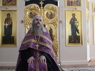 2-я неделя великого поста. Проповедь игумена Андрея.