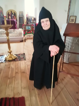 Вчера сестре Ольге Шлячковой исполнилось 79 лет