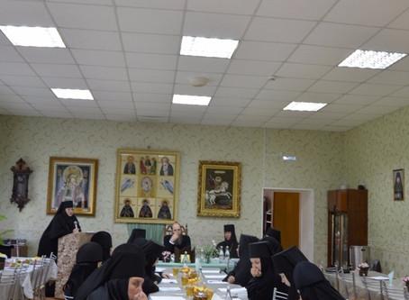 Конференция монашествующих  Выксунской епархии