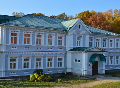 Реставрация детского дома