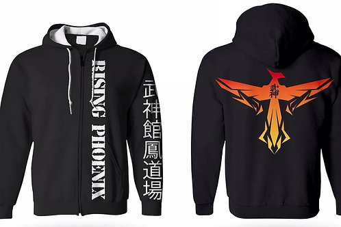 Rising Phoenix Sweater