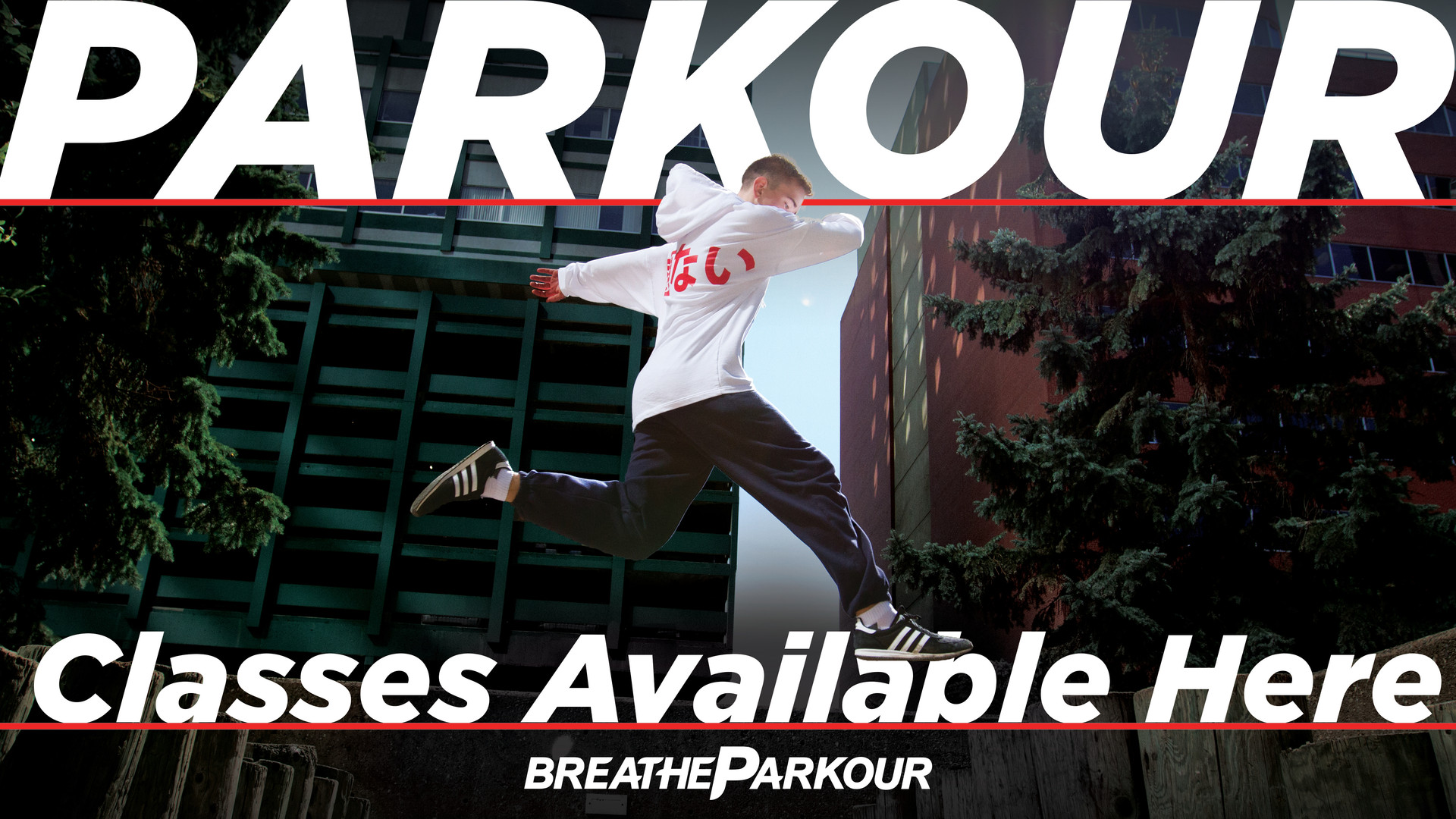 Parkour Classes