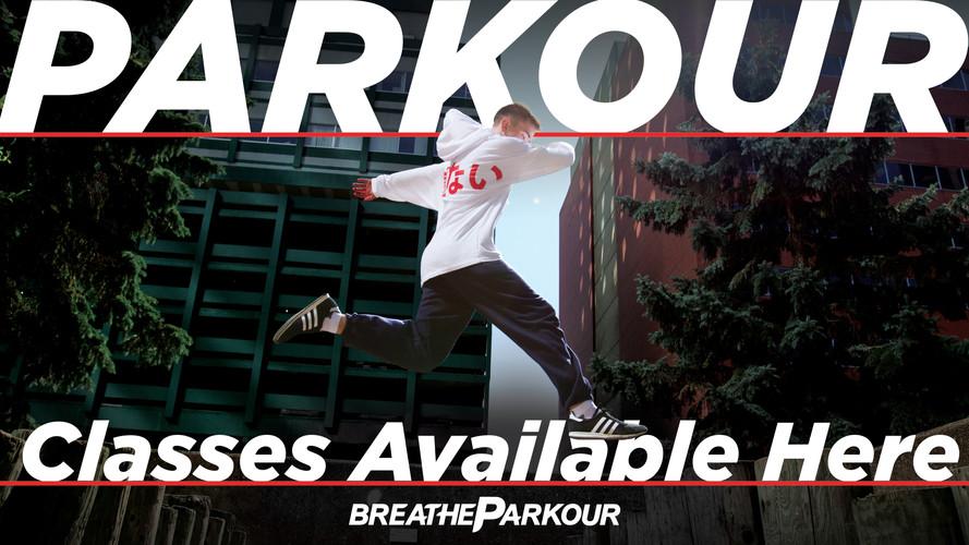 Parkour Classes
