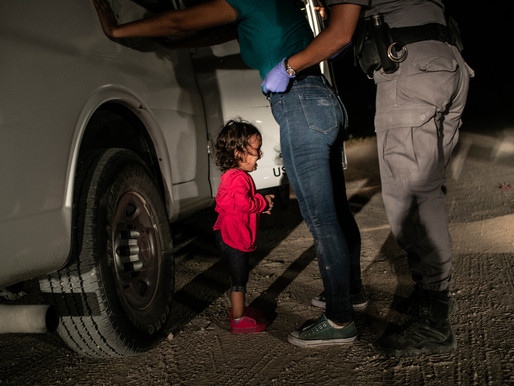 2019 Photo Contest, World Press Photo of the Year Crying Girl on the Border