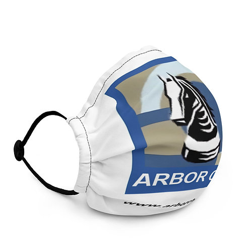 Arbor Chess face mask