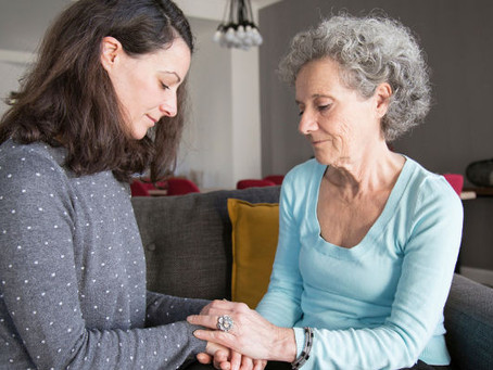 Who is Caring for our Caregivers?