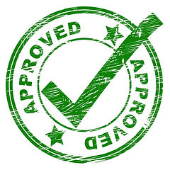 approved-stamp-indicates-all-right-and-o