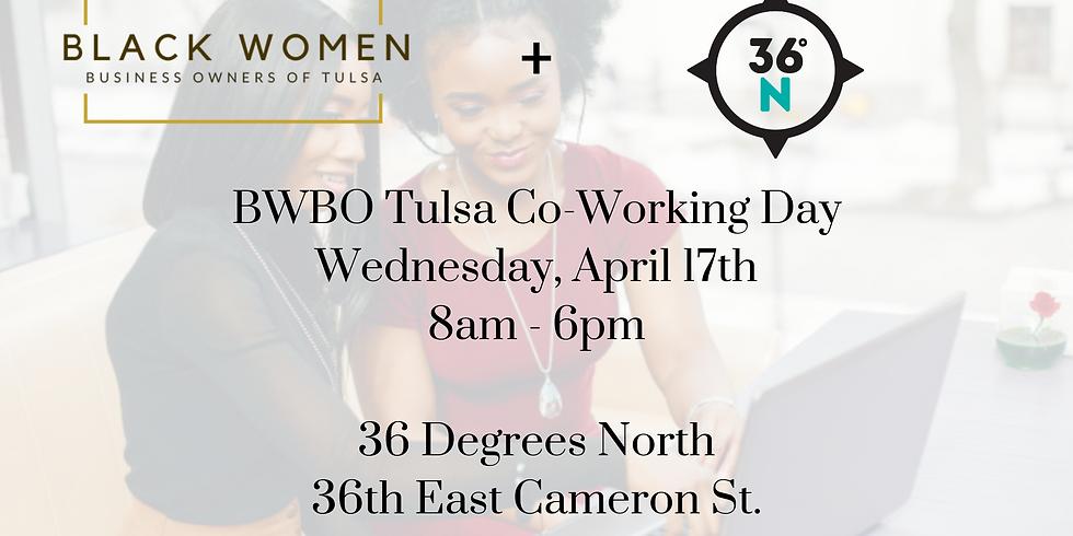 BWBO Tulsa Co-Working Day