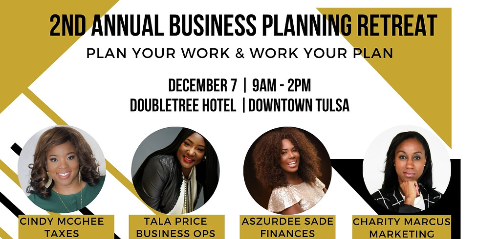 2nd Annual Business Planning Retreat