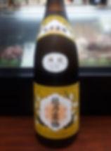 焼き鳥味鳥 日本酒 越乃寒梅