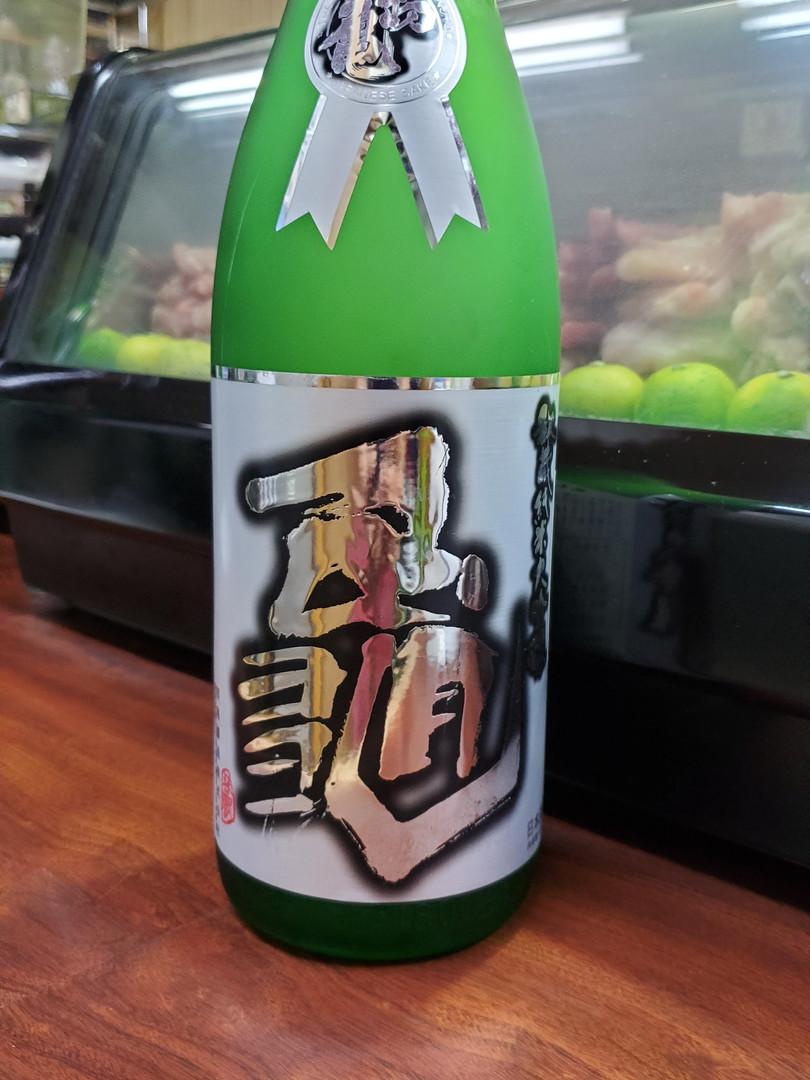 最高級日本酒 初亀 亀 やきとり味鳥