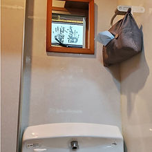 なんばの焼き鳥味鳥のトイレ.jpg