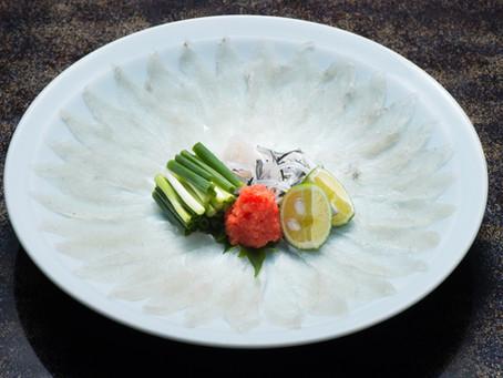 ふぐの寿司