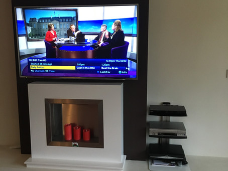 TV Wall-Mounting: Do-it-Yourself or 'Get a Man (or Woman) In'?