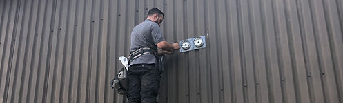 leighton buzzard aerial install