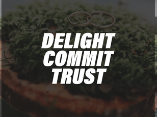 Delight - Commit - Trust