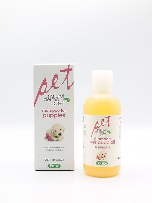 Bagno Shampoo Cuccioli
