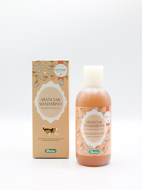 Shampoo Arancia e Mandarino