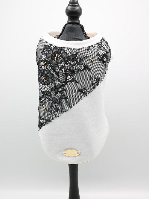 T-shirt Rock Lace