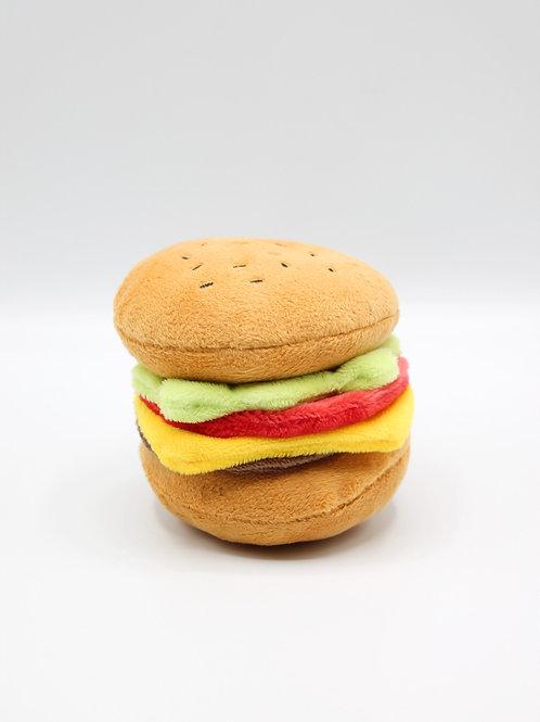 Hamburger Peluche