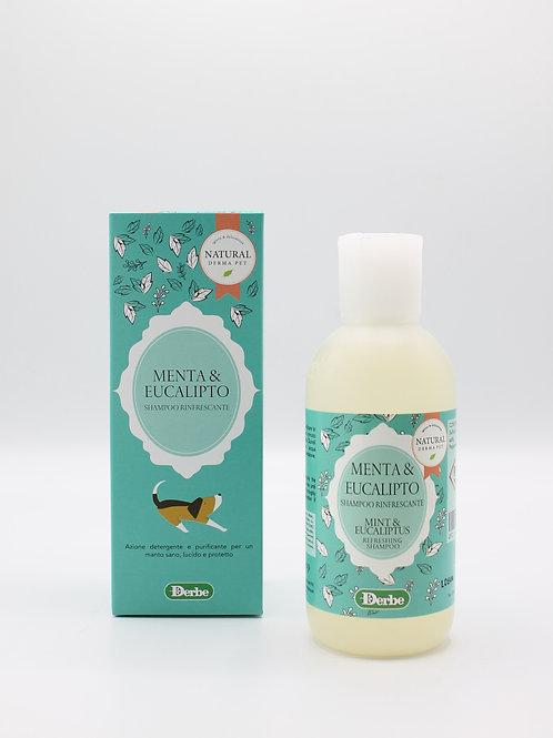 Shampoo Menta e Eucalipto