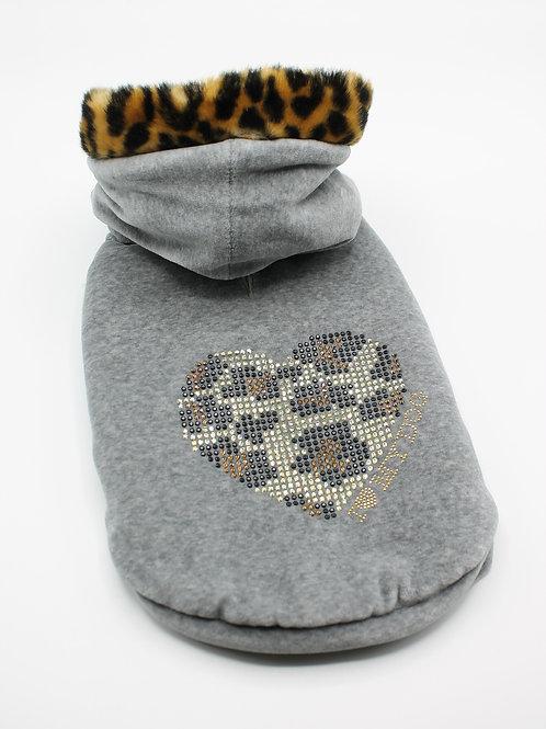 Limited Leopard Sweatshirt