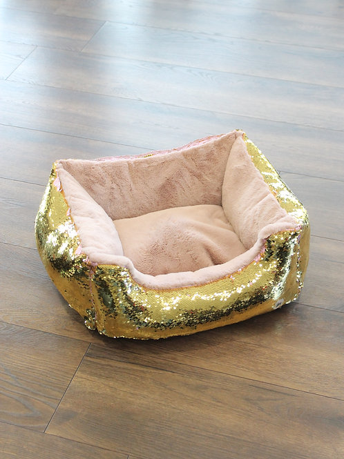 Sequins Fashion Soft Bed