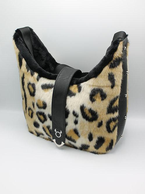 Tracolla Leopard Bag