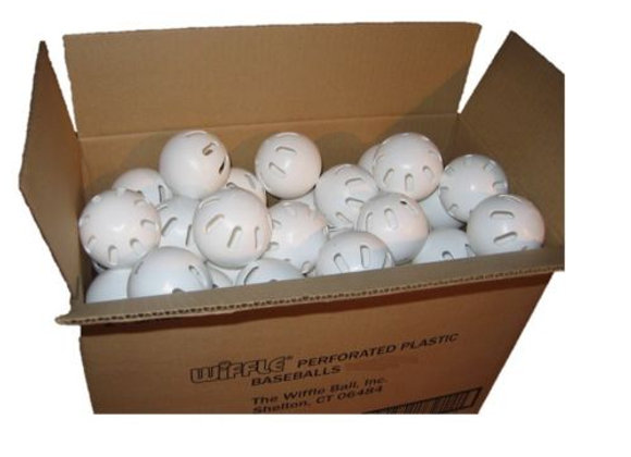 Official Wiffle® Balls sold by the dozen