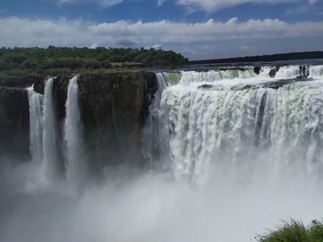 Tag 115-122 | Reise zu den Iguazú-Wasserfällen