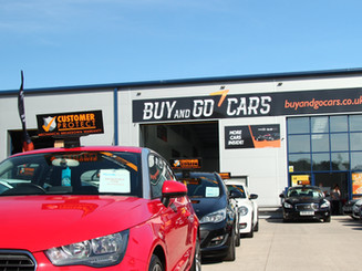 BUY AND GO CARS