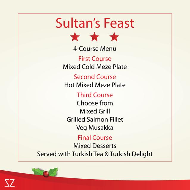 Sultan's Feast