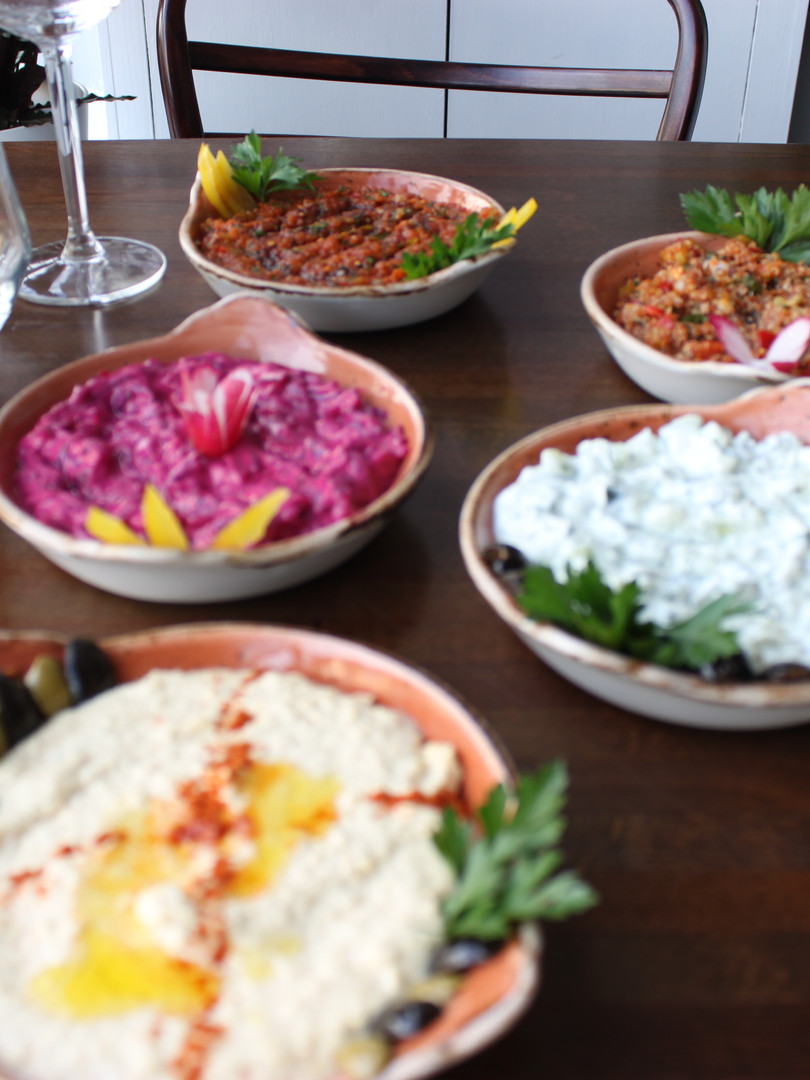 Meze and Wine: The Perfect Combo