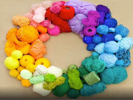 Color Inspirations Chapter 1, Part One - A Bit About Color Theory