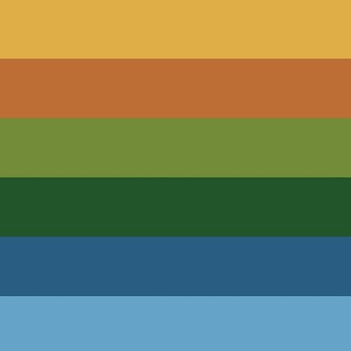 Cape Cod Morning Palette Kits
