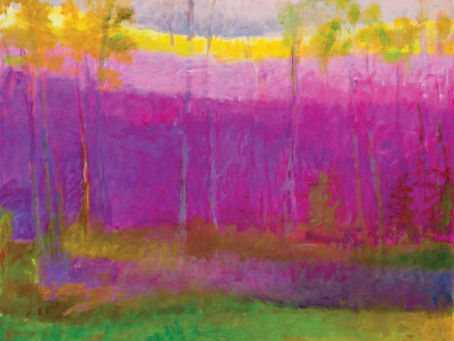 Color Inspirations Chapter 1, Part Three - The Masters' Palettes