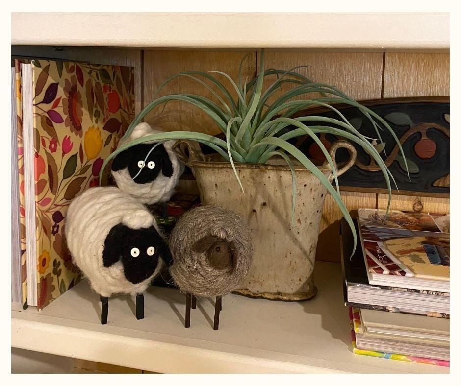 Wool Sheep Tutorial