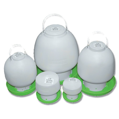 Ball Poultry Drinker 4L, 6.5L & 12L