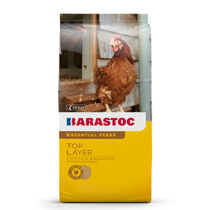 Barastoc Top Layer 20kg