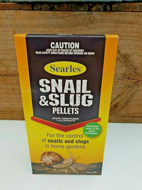 Searles Plant Snail Slug Pellets 500g