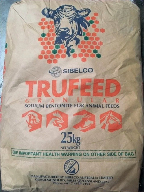 Trufeed Bentonite Granular 25kg