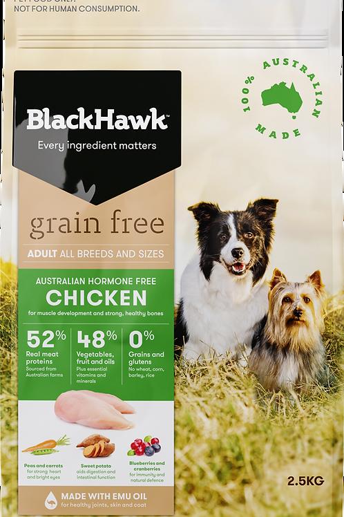 Blackhawk Grainfree Chicken 7kg