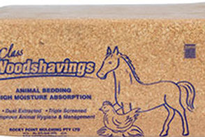 First Class Wood Shavings 66 Litres
