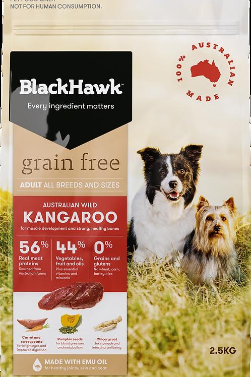 Blackhawk Grainfree Kangaroo 2.5kg