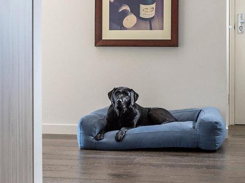 Scooby Sofa Dog Lounge Bayside Blue Large