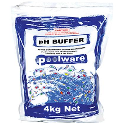 Poolware pH Buffer 4kg