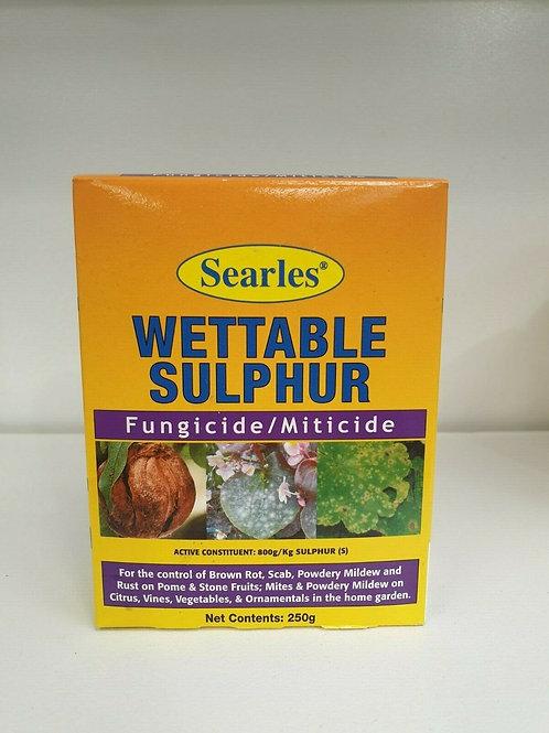 Searles Wettable Sulphur 250G