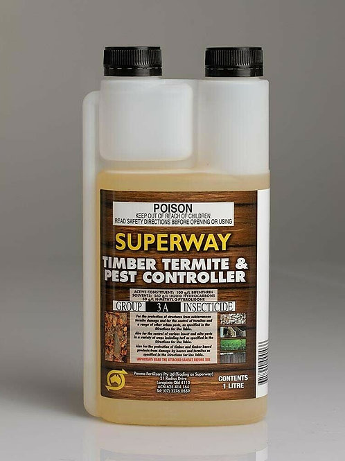 Superway Timber Termite & Pest Controller